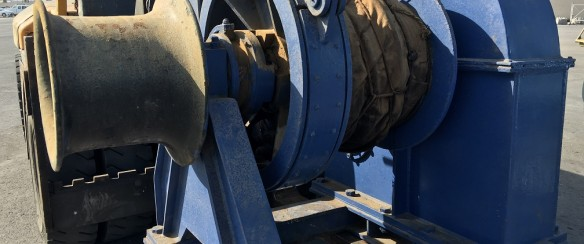 Tugger winches for sale - 4 units available