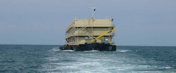 290 PAX ACCOMMODATION BARGE FOR CHARTER - 2 UNITS AVAILABLE (23)