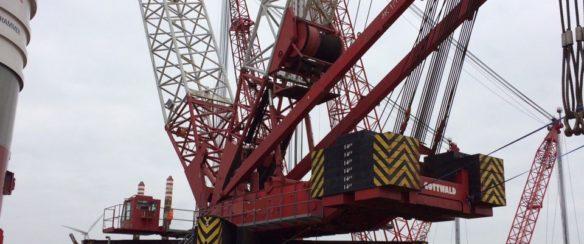 1200 ton crane for sale