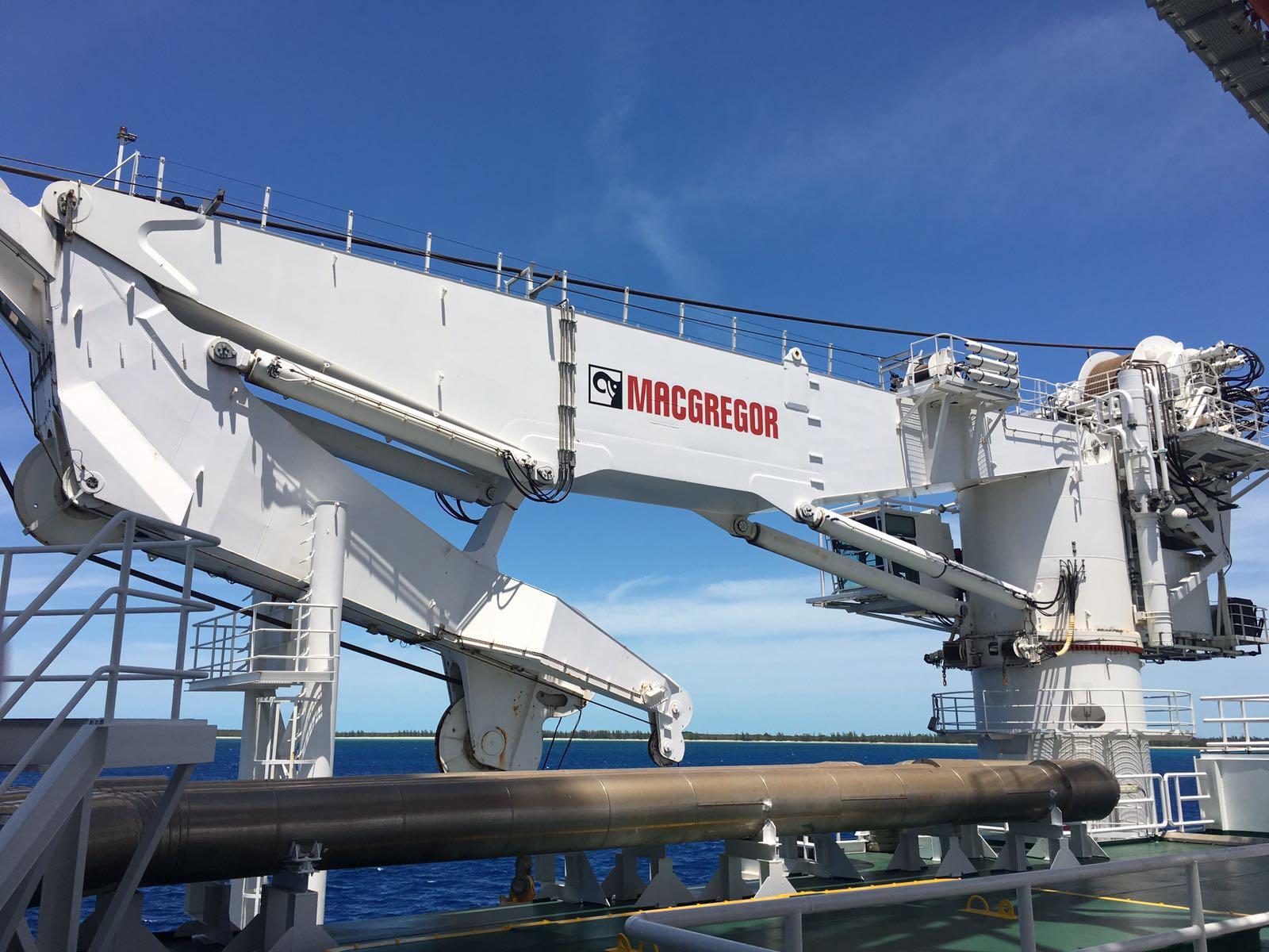 Telescopic Crane 200 Ton : Offshore crane find here cranes and port