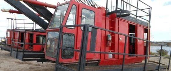 Link-Belt 238 for sale_114 ton SWL