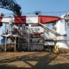 50 TON LIEBHERR OFFSHORE SUBSEA CRANE FOR SALE