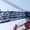 300 TON KENZ CRANE FOR SALE