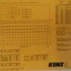 300 TON KENZ CRANE FOR SALE_LOAD CHART AUX. HOIST
