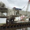 100 TON KNUCKLE BOOM CRANE WITH AHC FOR SALE