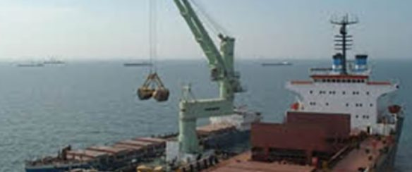 LIEBHERR FLOATING BULK HANDLING CRANES FOR SALE