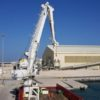 100 TON TTS KNUCKLEBOOM CRANE FOR SALE