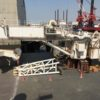 100 TON TTS KNUCKLEBOOM CRANE FOR SALE_STORED